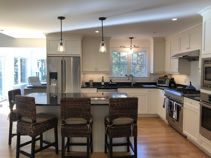 Pine Knoll Builders - Kitchens